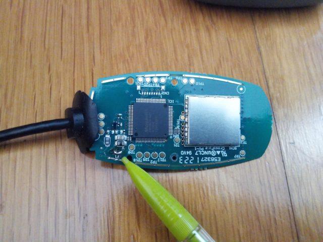 Capteur xbox360 sur PC hors-service